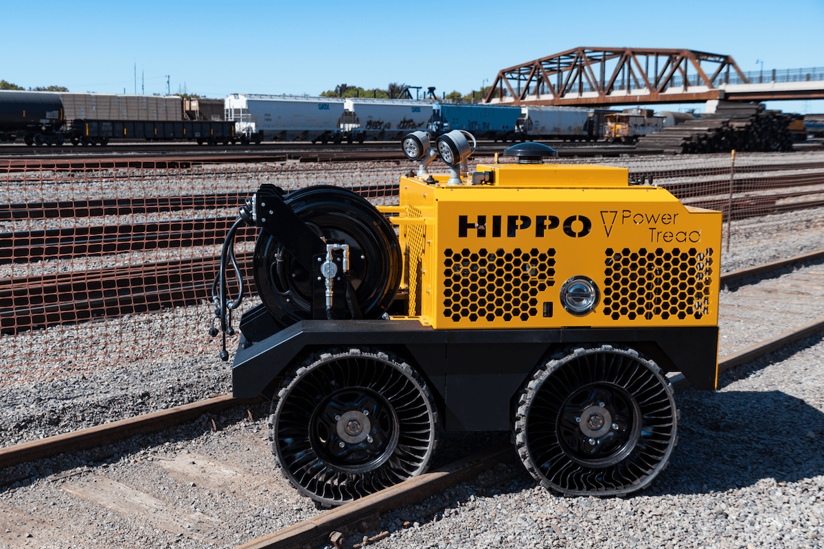 Hippo Multipower in Business & Industry Today