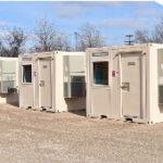 Compound Access Control Facilities (CAC) x 3